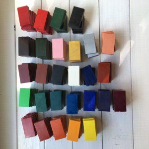 bloczki na sztuki